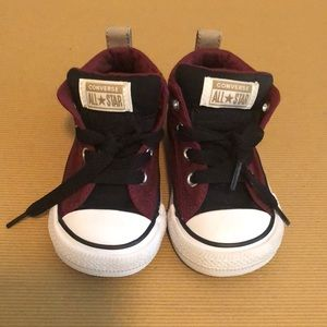 Converse All Star Baby Sneakers Size 4